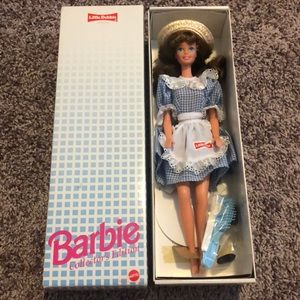 1992 Little Debbie Barbie